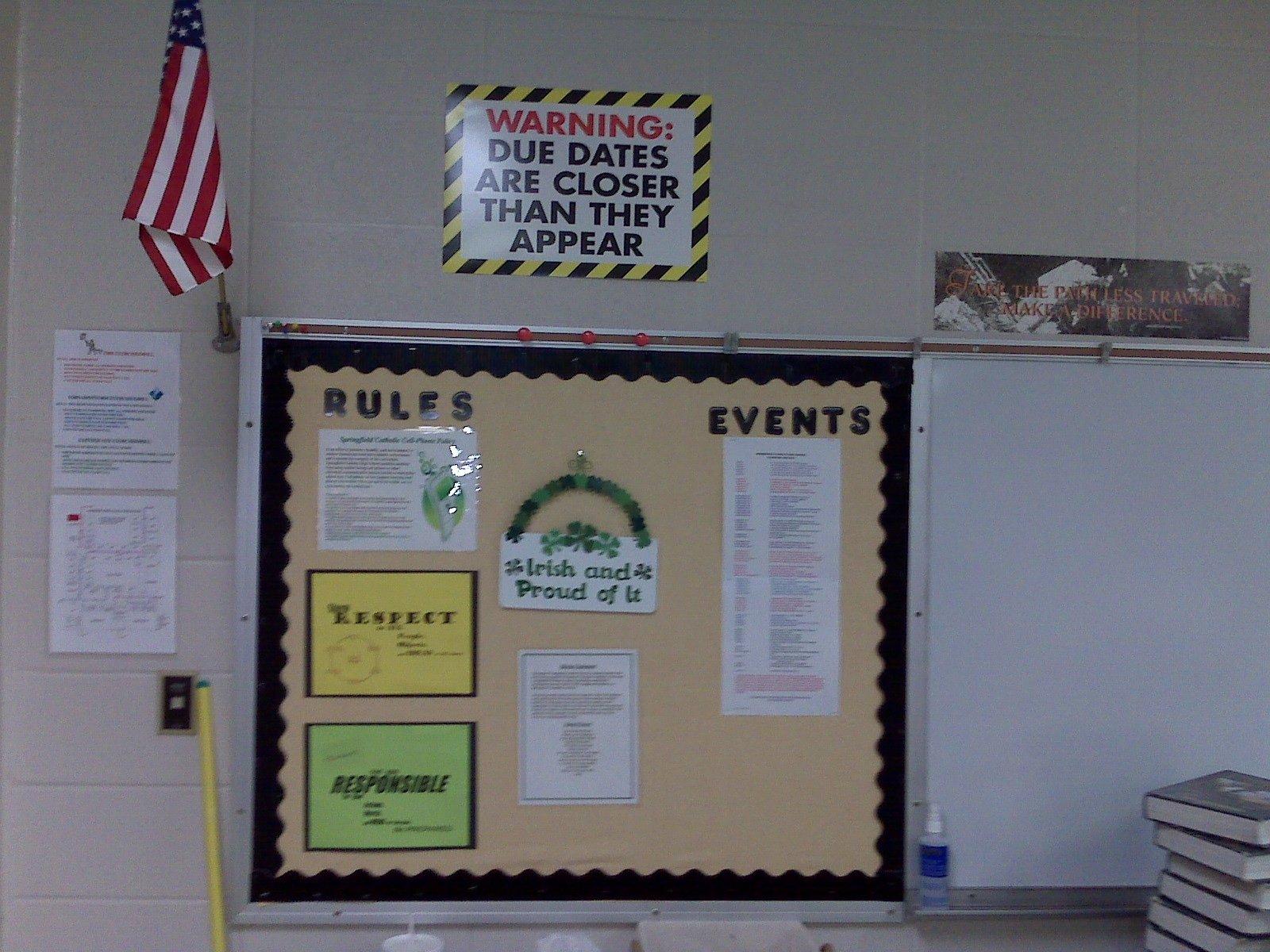 10 Most Popular High School English Bulletin Board Ideas high school english bulletin board ideas high school english 2020