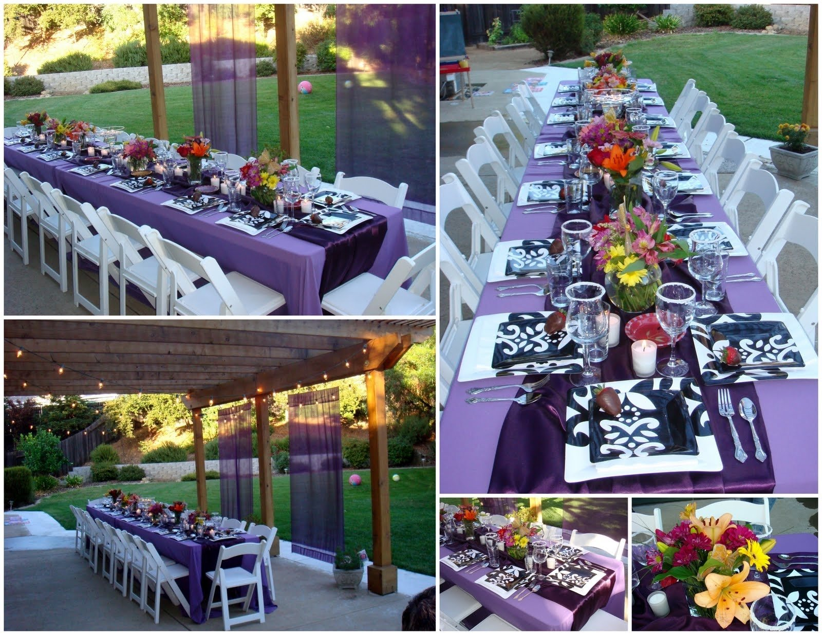 10 Beautiful Ideas For High School Graduation Party high school graduation party ideas summer graduation party 2020