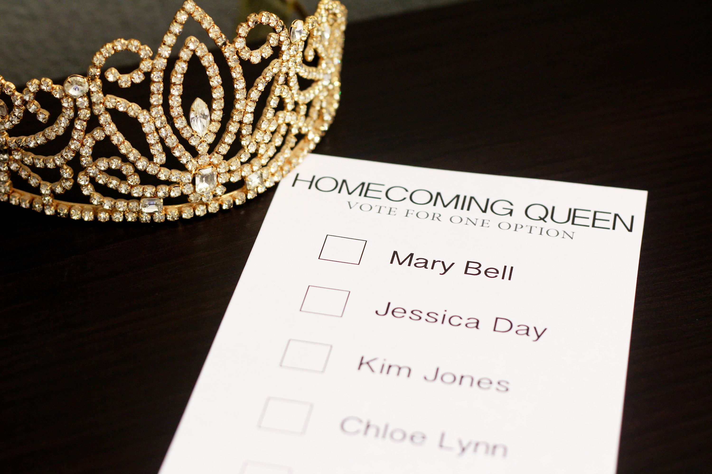 high school homecoming queen campaign ideas | prom. | high school