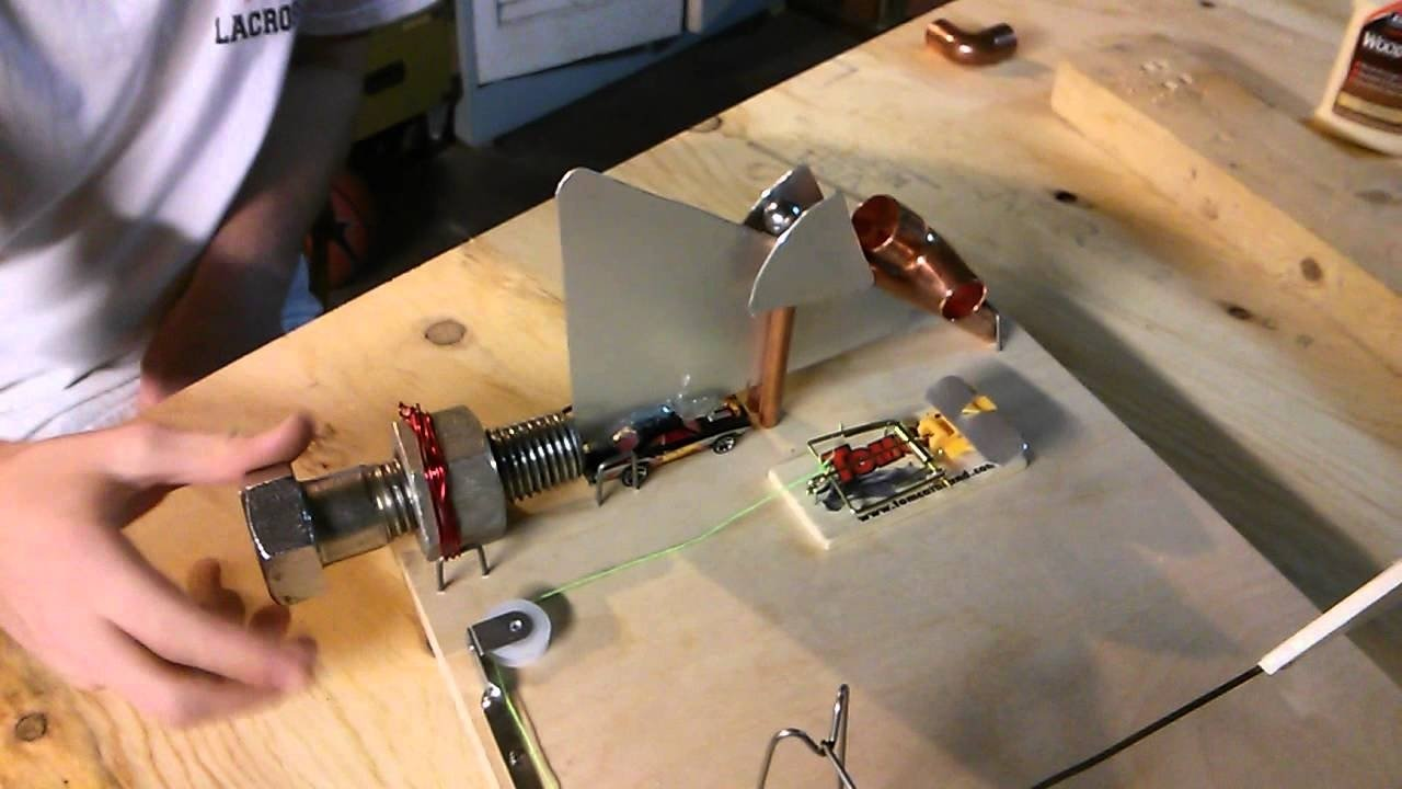10 Cute High School Physics Project Ideas high school simple machines project using all six simple machines 2021