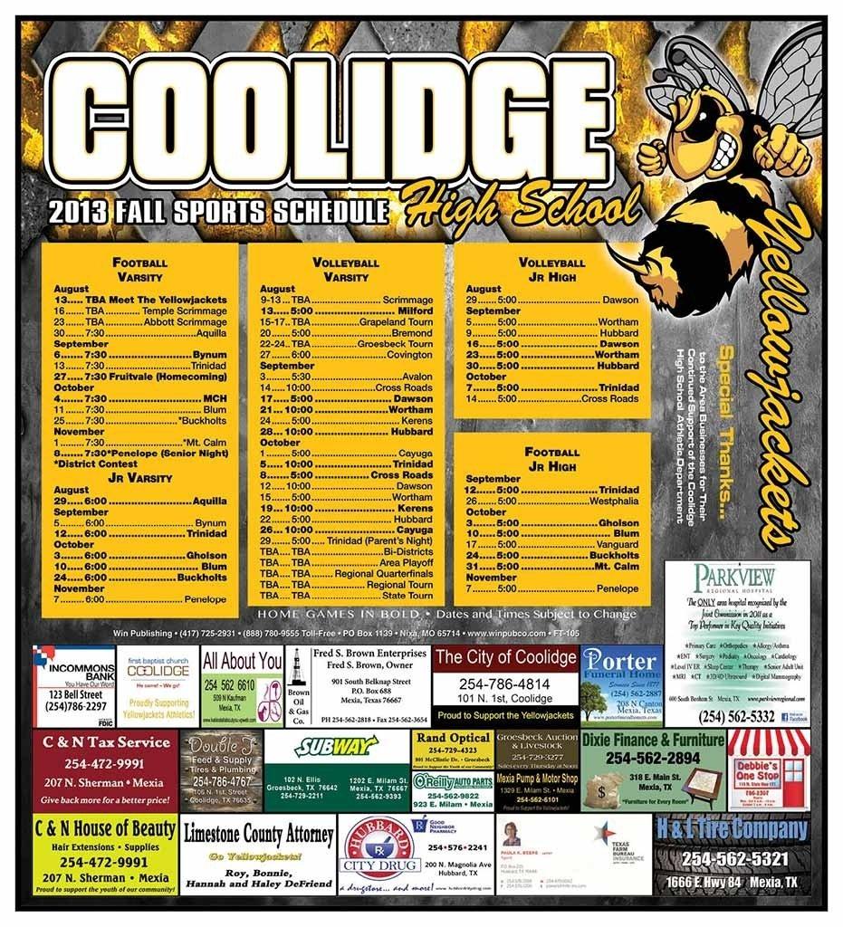 10 Stylish Unique Fundraising Ideas For High School high school sports posters high school fundraising ideas coolidge 5 2020