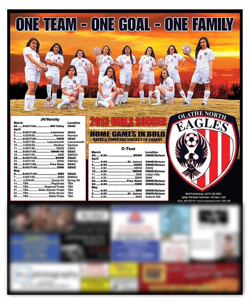 10 Fabulous Fundraising Ideas For High School high school sports posters win publishing school fundraising 4 2020