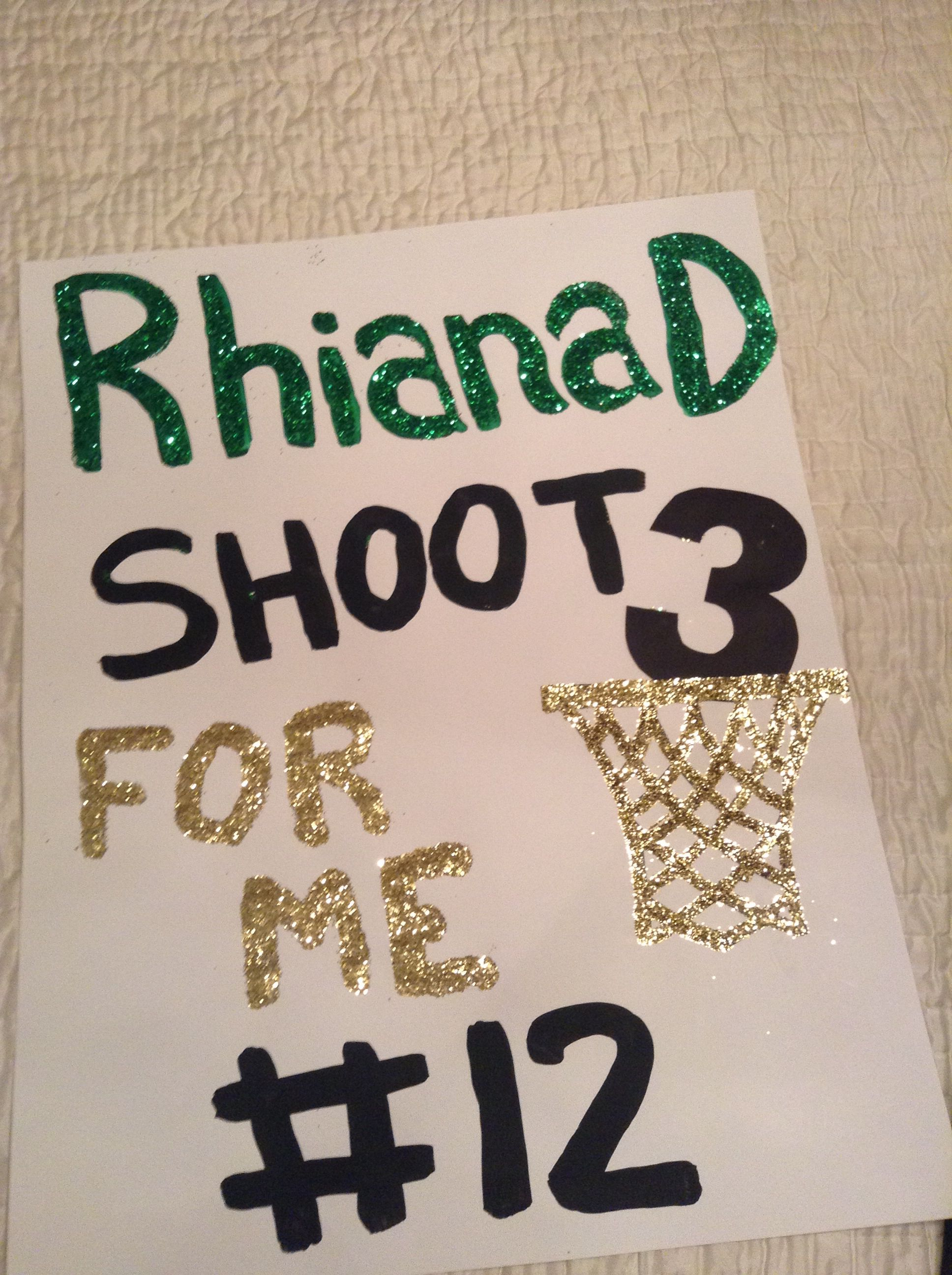 high school sports signs basketball playoff ideas | crafts