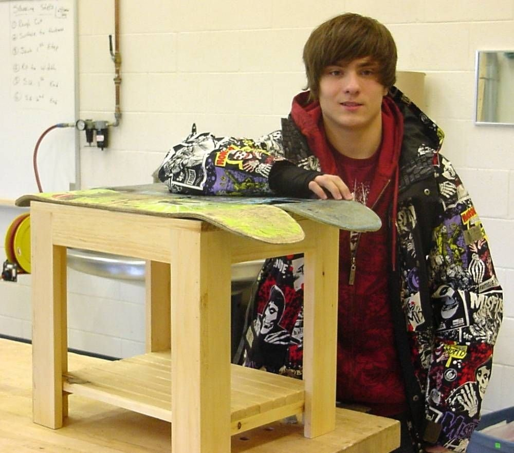 high school woodshop project ideas | schmeck's ideas | pinterest