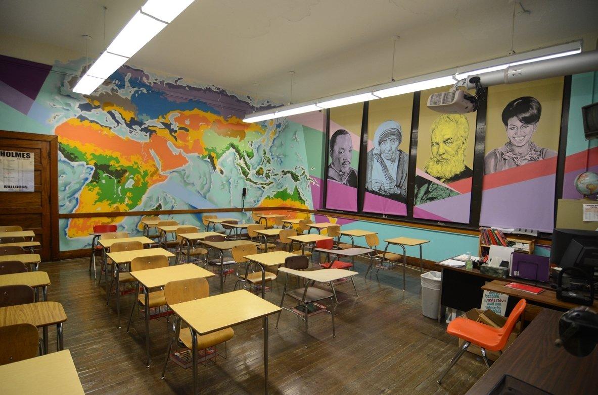 10 Great Social Studies Classroom Decorating Ideas higherlevelart ho ho ho holmes 2021