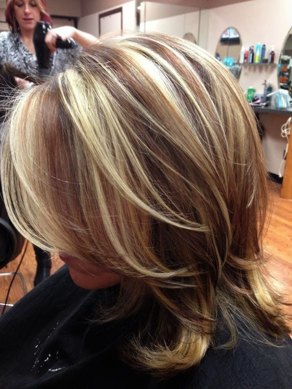 10 Stunning Hair Color With Highlights Ideas highlights and lowlights ideas 4 hair color highlight and lowlight 3 2020