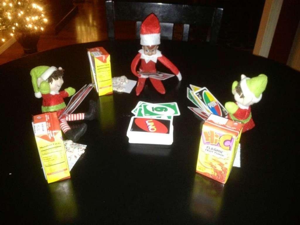 10 Lovely Elf On The Shelf Mischievous Ideas hilarious mischievous ideas for your elf on a shelf houston chronicle 2020