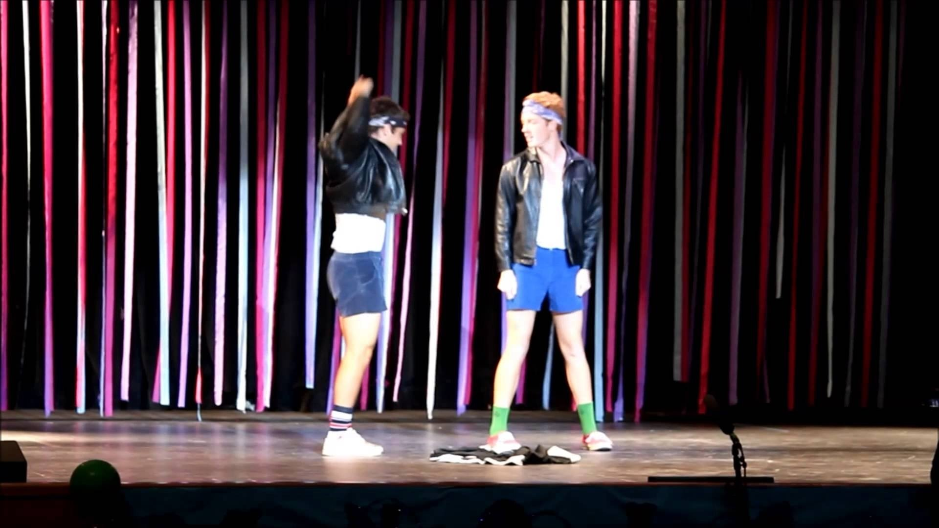 hilarious talent show dance! - youtube