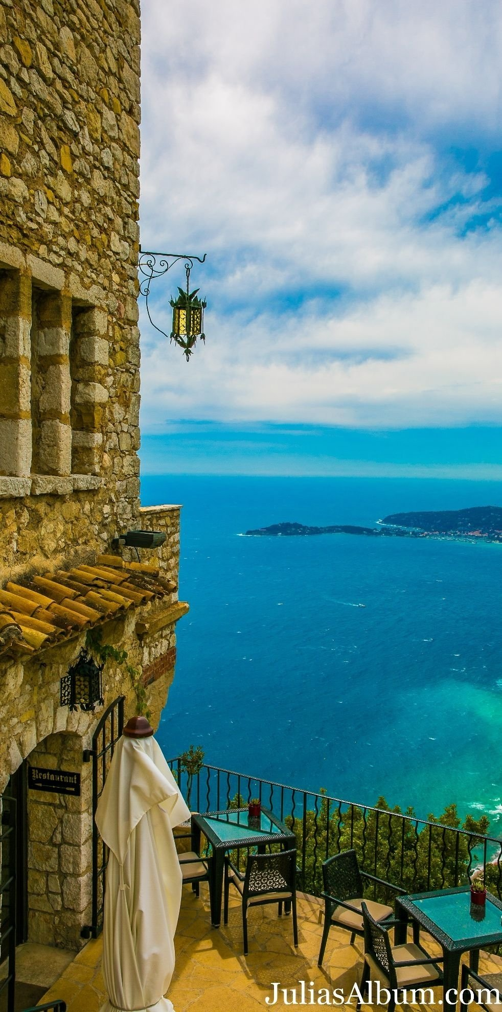 10 Gorgeous Family Vacation Ideas In The South hilltop medieval village of eze in the south of france between
