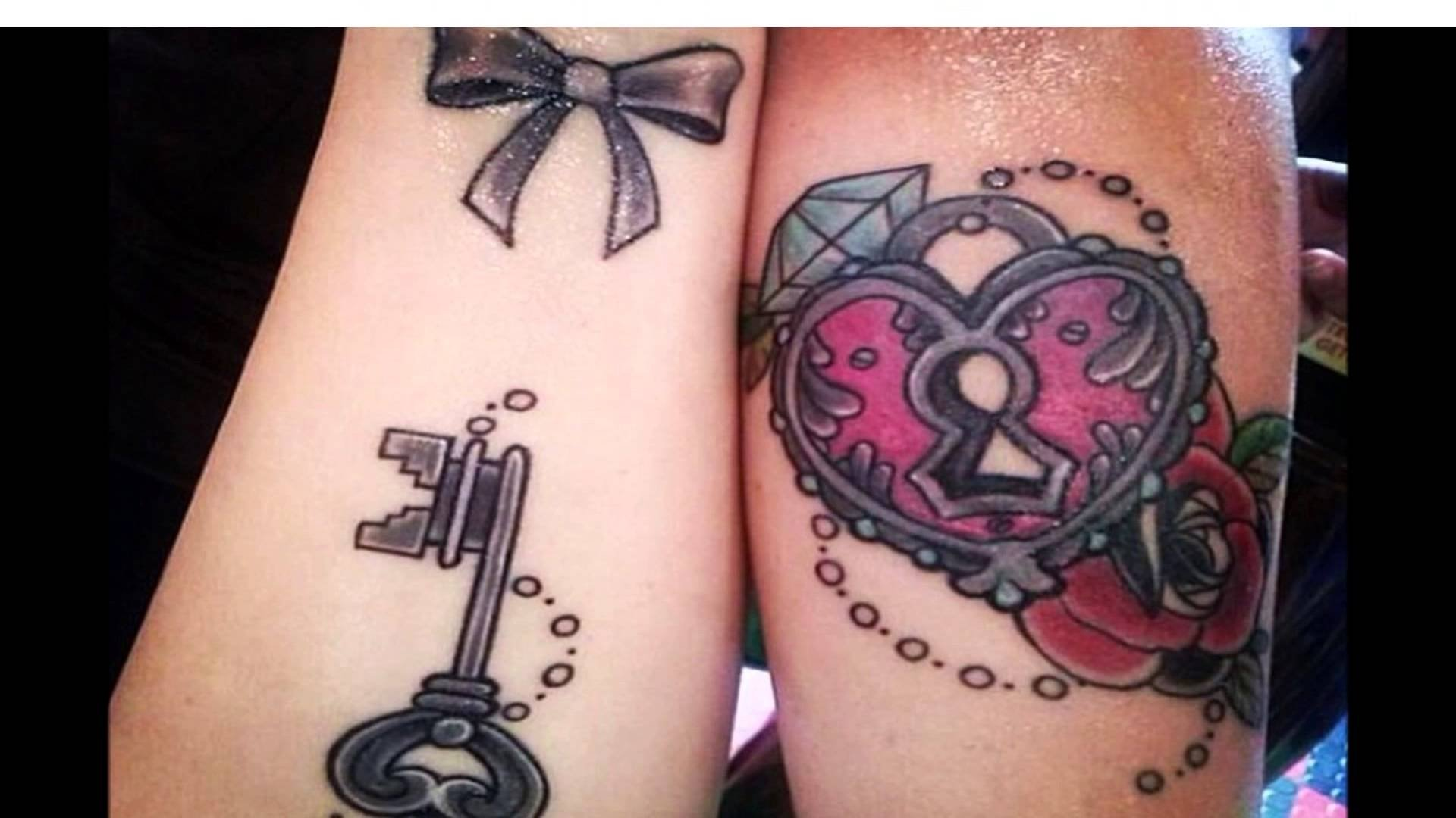 his and her tattoo ideas - youtube