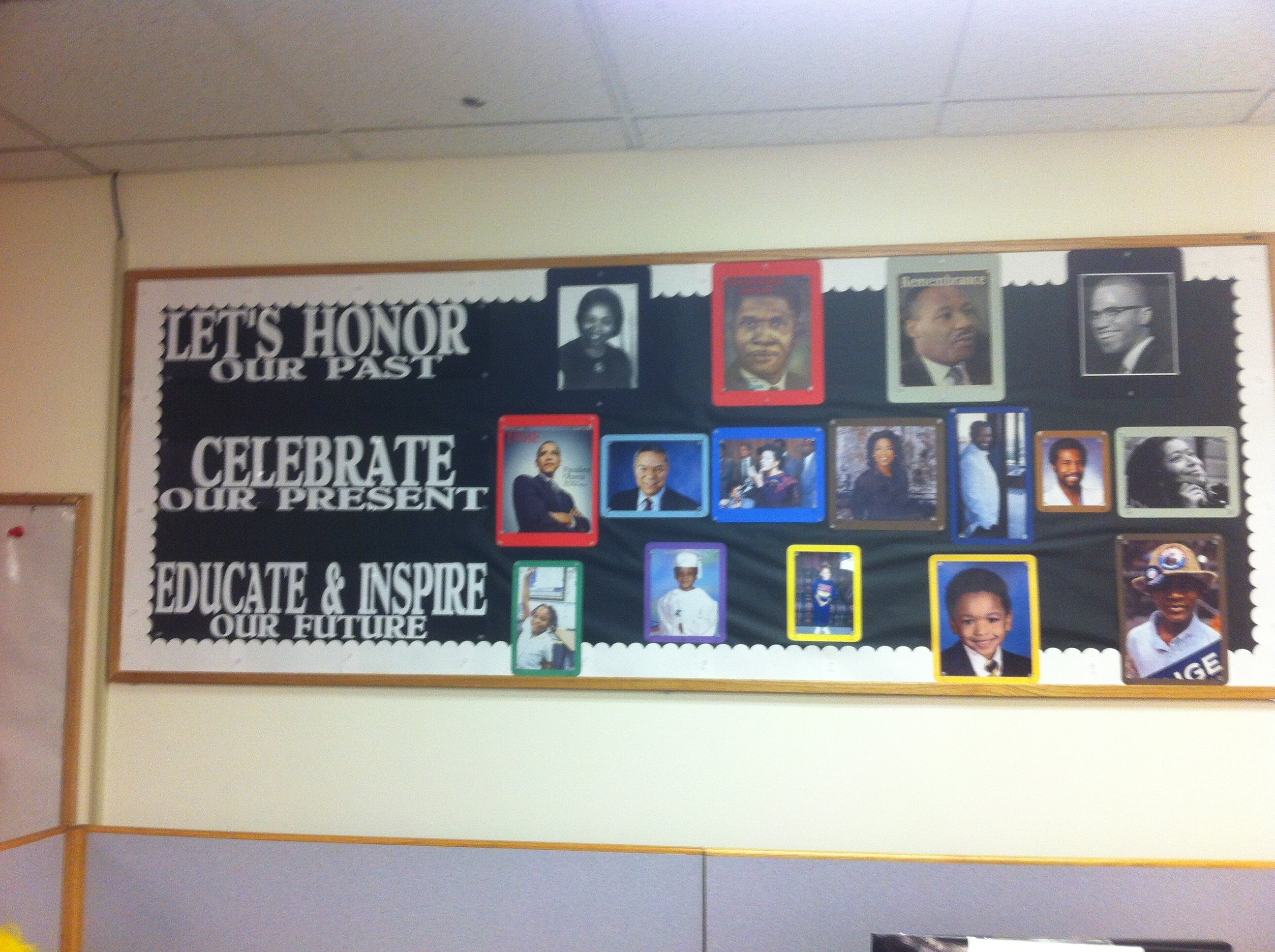 10 Lovely Bulletin Board Ideas For Black History Month history bulletin board ideas worksheets for all download and share