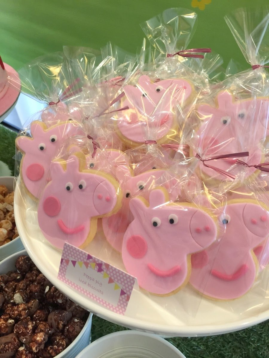 10 Beautiful Ideas For 3 Year Old Birthday Party hitched wedding planners singapore peppa pig themed birthday party 4 2020