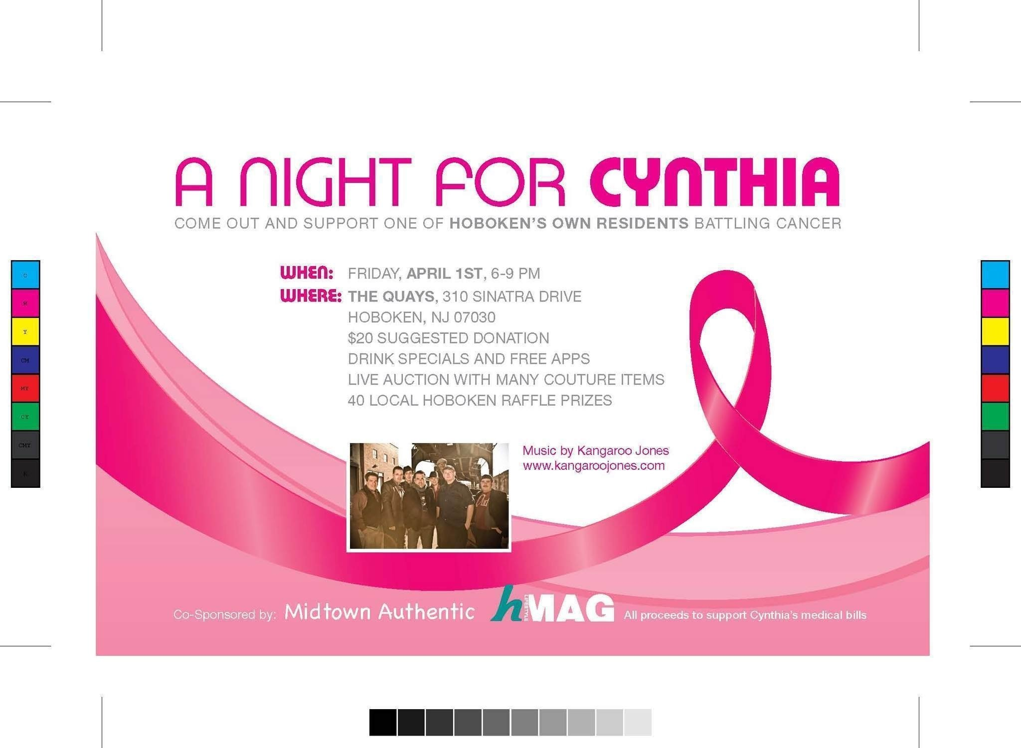 10 Stylish Benefit Ideas For Cancer Patients hoboken business owner co hosts fundraiser for friend with colon 1 2020