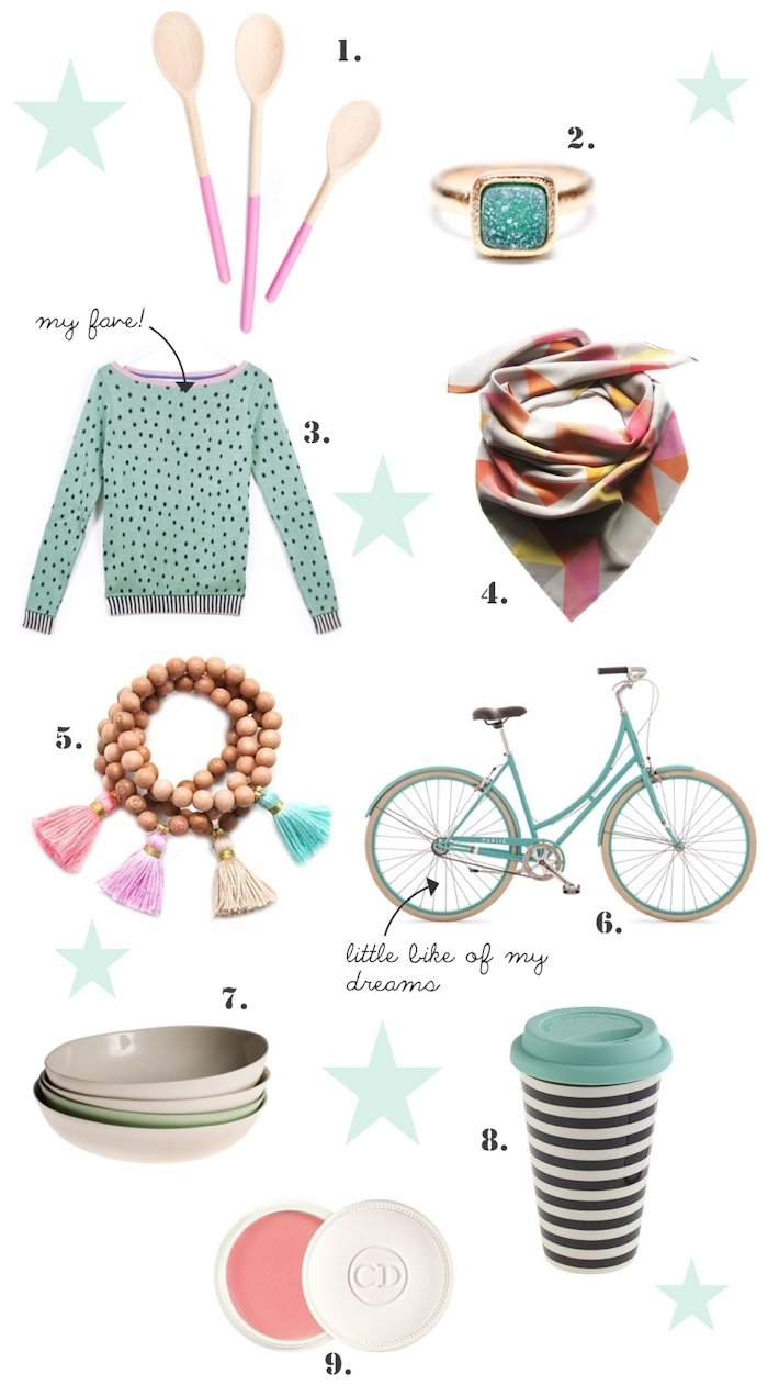 10 Great 2013 Gift Ideas For Women holiday gift guide 2013 for the ladies this little street this