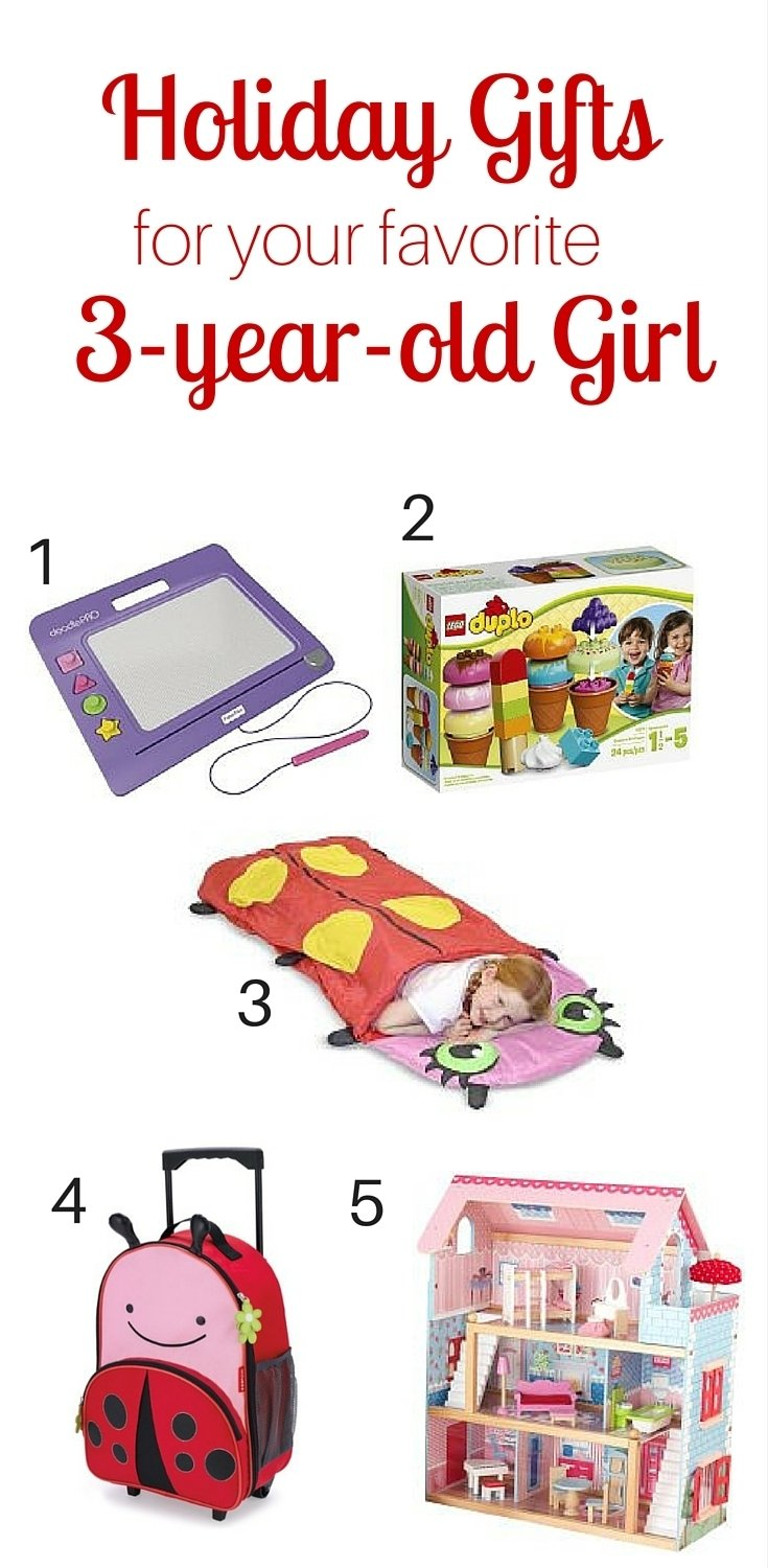10 Spectacular Gift Ideas For 3 Year Old holiday gift guide for the 3 year old girl in your life mommy sanest