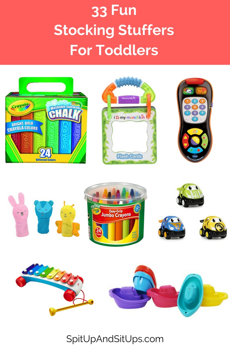 10 Nice Christmas Stocking Ideas For Kids holiday gift guide stocking stuffers for toddlers 2020