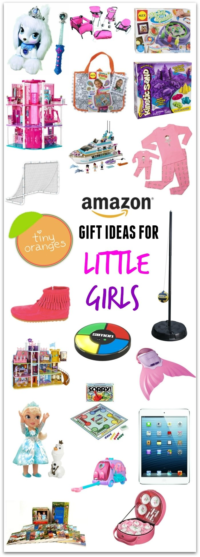 10 Stunning Gift Ideas For Little Girls holiday gift ideas for little girls 1 2020