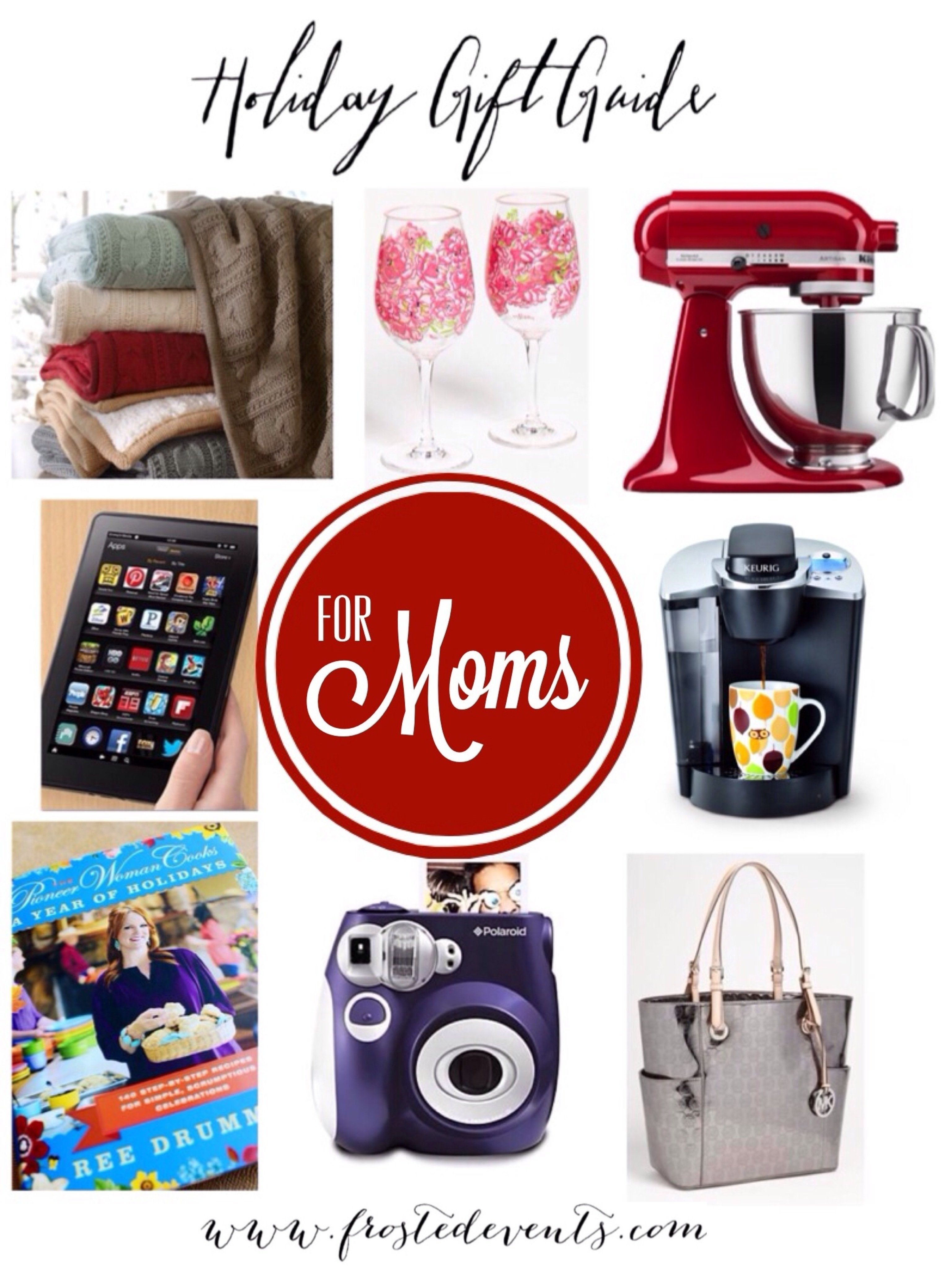 holiday gifts for moms