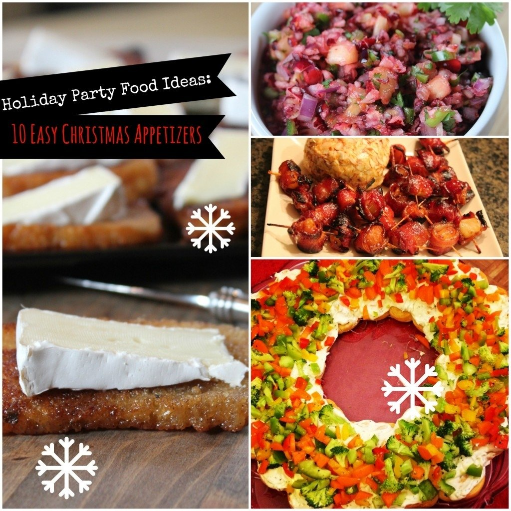 10 Beautiful Christmas Party Food Ideas For Adults holiday party food ideas 10 easy christmas appetizers mommysavers 2 2021