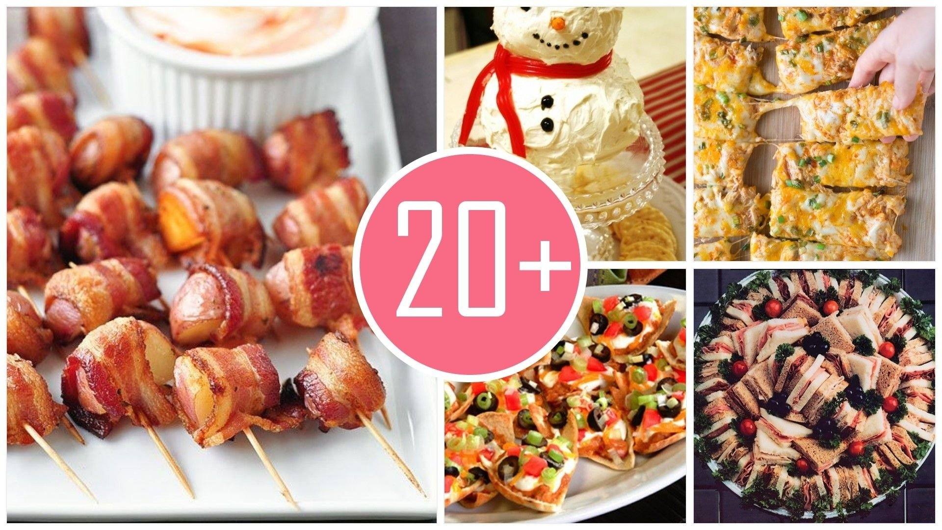 holiday party food ideas | dress images