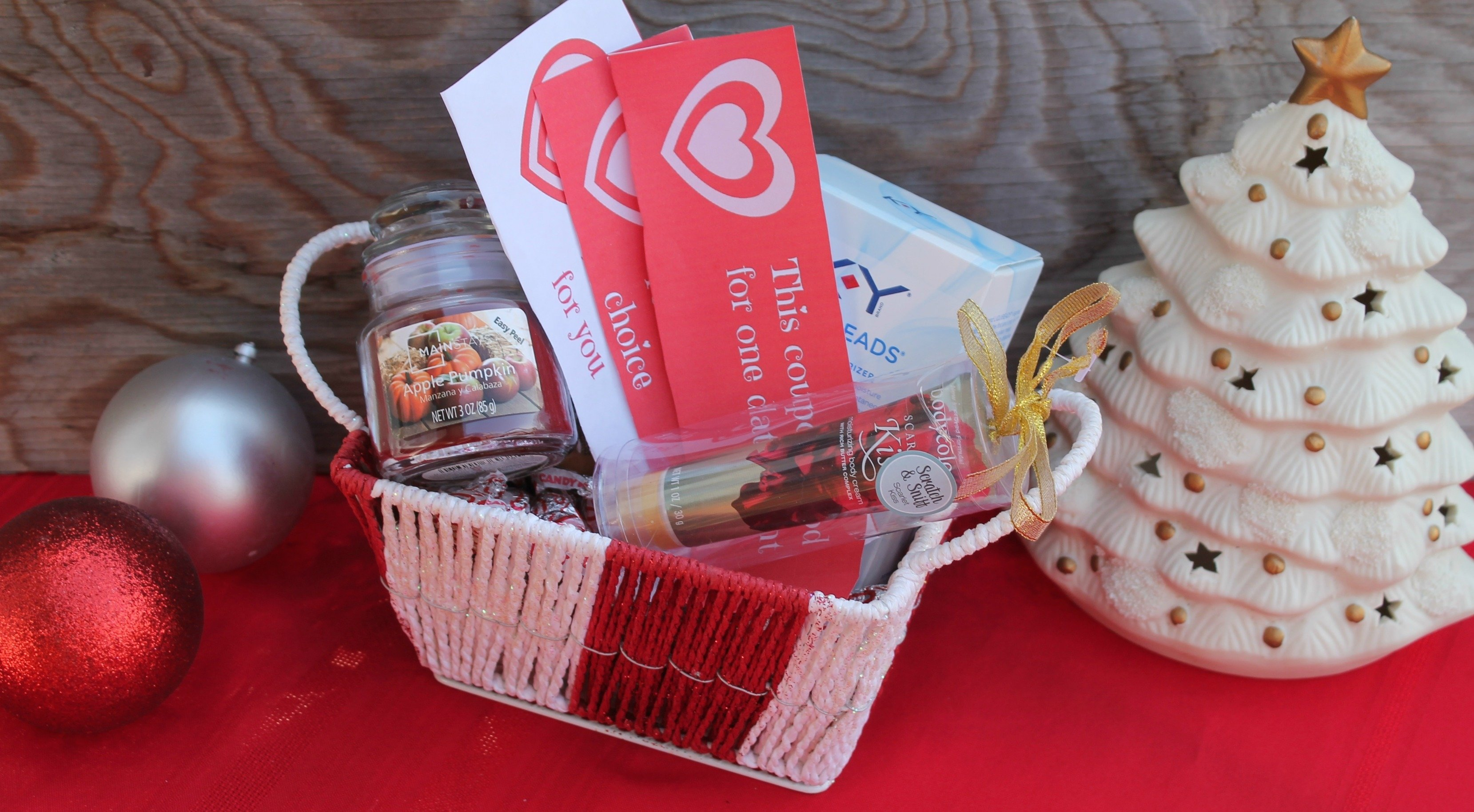 10 Best Date Night Gift Basket Ideas holiday romance gift basket idea simply southern mom 2021