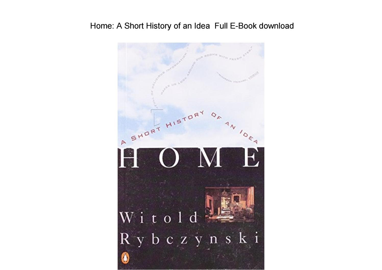 10 Gorgeous Home A Short History Of An Idea home a short history of anarchitecture issuu 2020