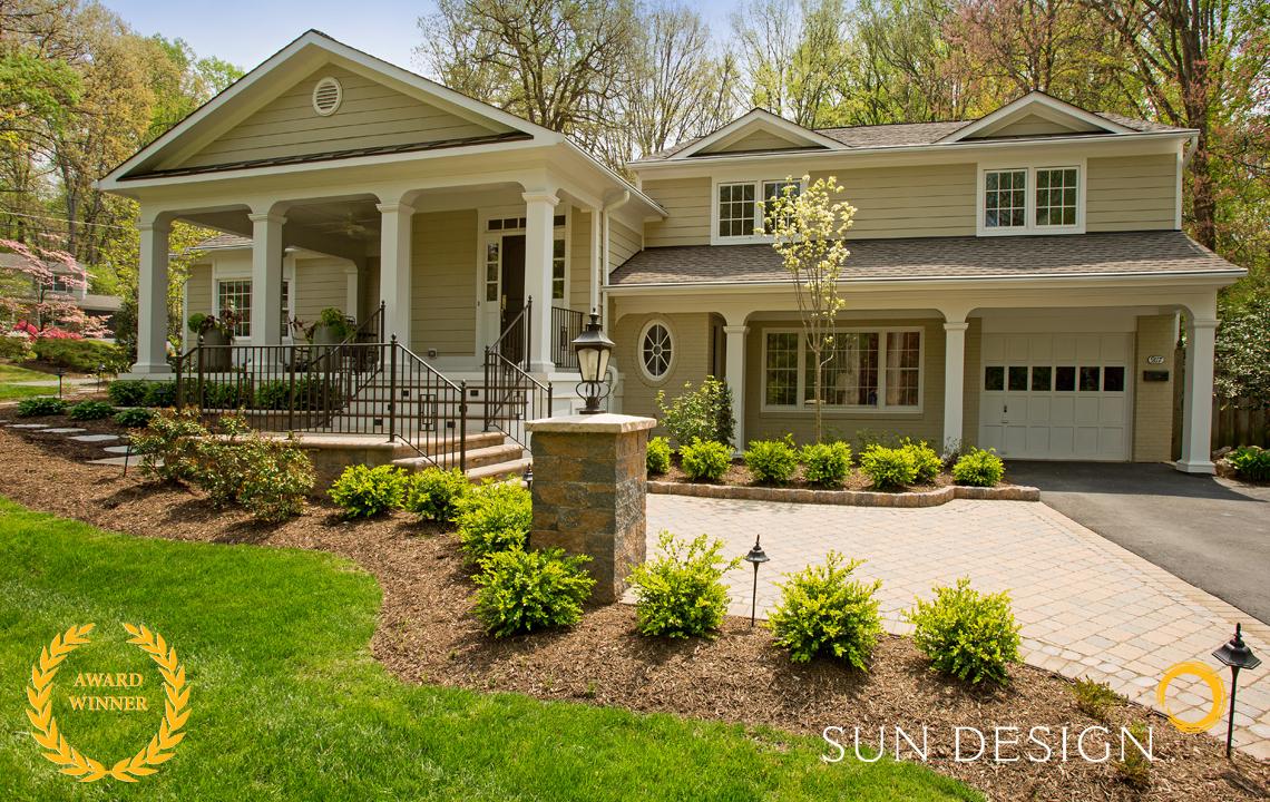 10 Awesome Landscaping Ideas For Split Level Homes home additions portfolio northern va sun design remodeling 2020