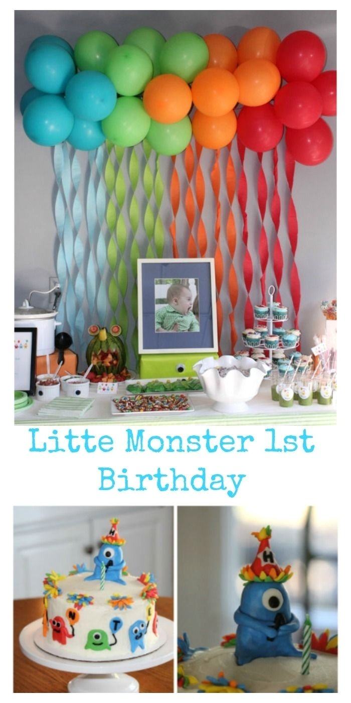 10 Beautiful Simple First Birthday Party Ideas 2021