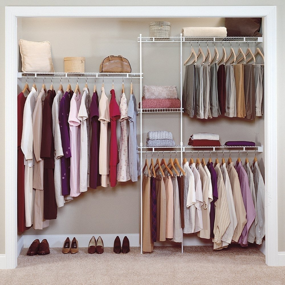 10 Attractive Closet Ideas For Rooms Without Closets home decor closet ideas for rooms without closets bath and shower 2020