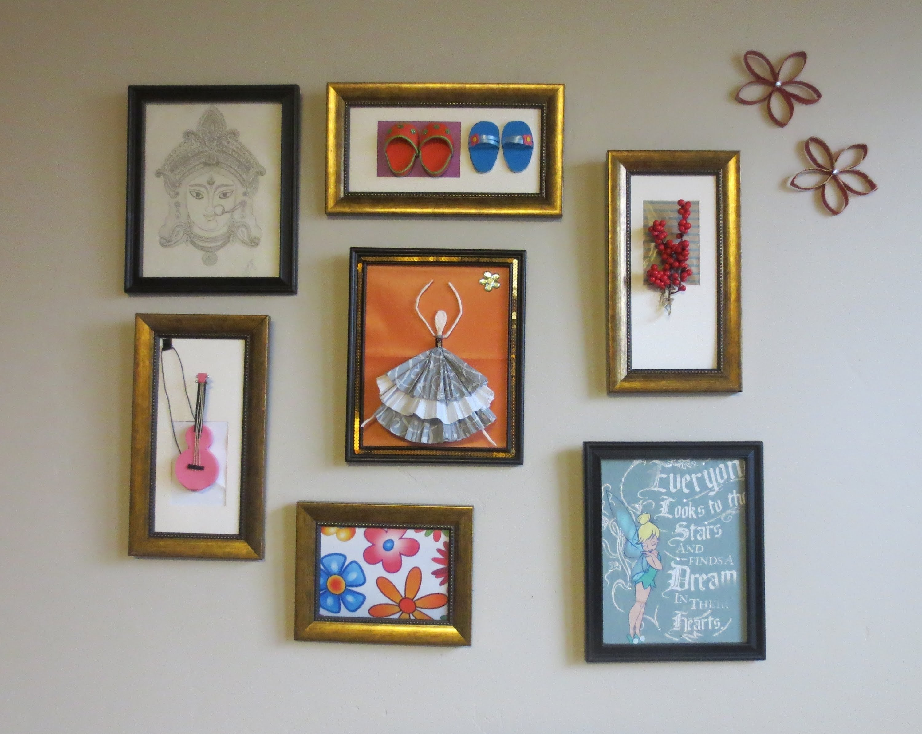 10 Most Popular Picture Frame Collage Ideas For Wall home decor tshirt graphic 3d wall art picture frame collage 2020