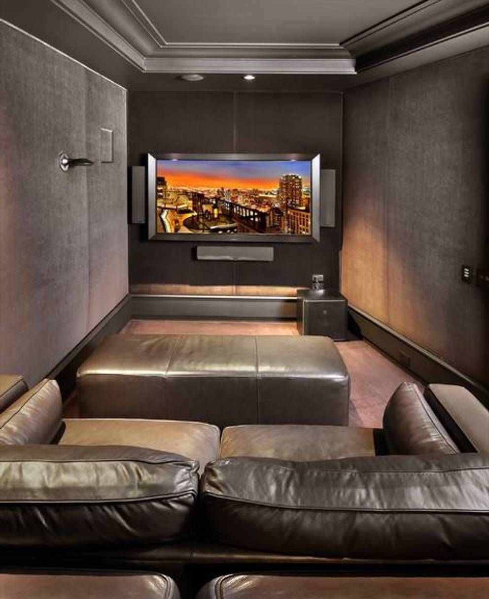 10 Most Popular Home Theater Ideas For Small Rooms home design and decor small home theater room ideas modern small 2020