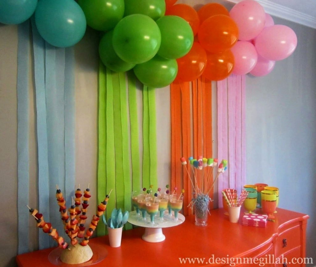 10 Stunning Inexpensive Birthday Party Ideas For Adults home design bday decoration ideas simple world homes 84155