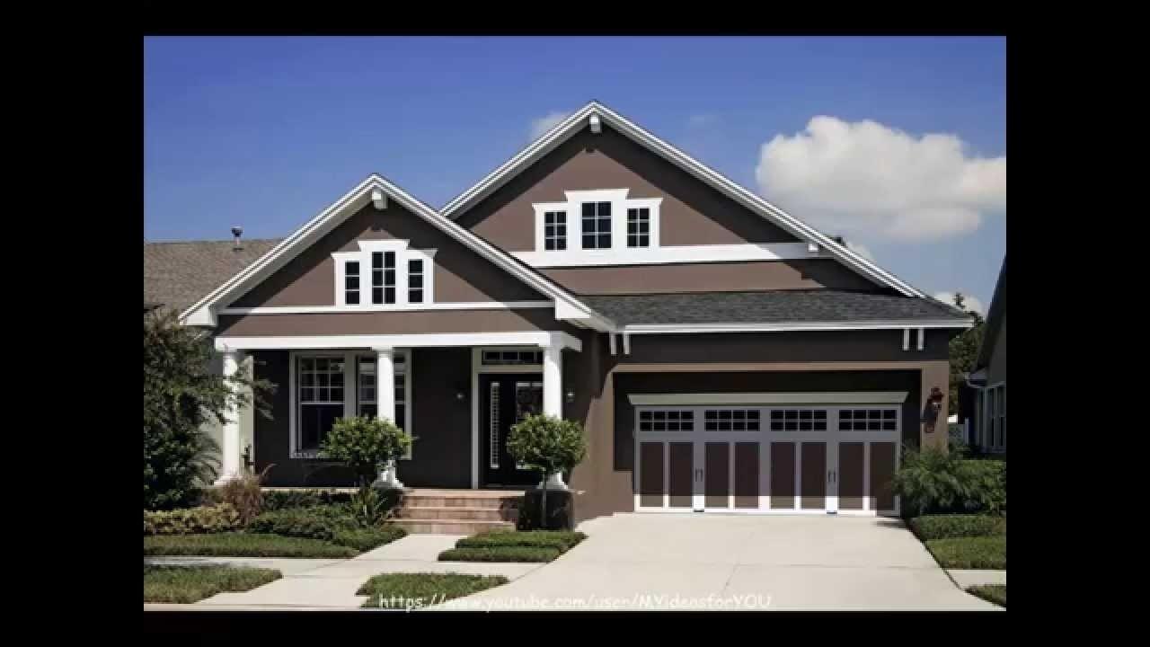 10 Fantastic Exterior Paint Ideas For Homes home exterior paint color schemes ideas youtube 1 2021