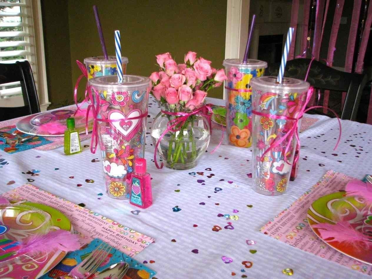 10 Perfect Nine Year Old Birthday Party Ideas Home Spa For 9