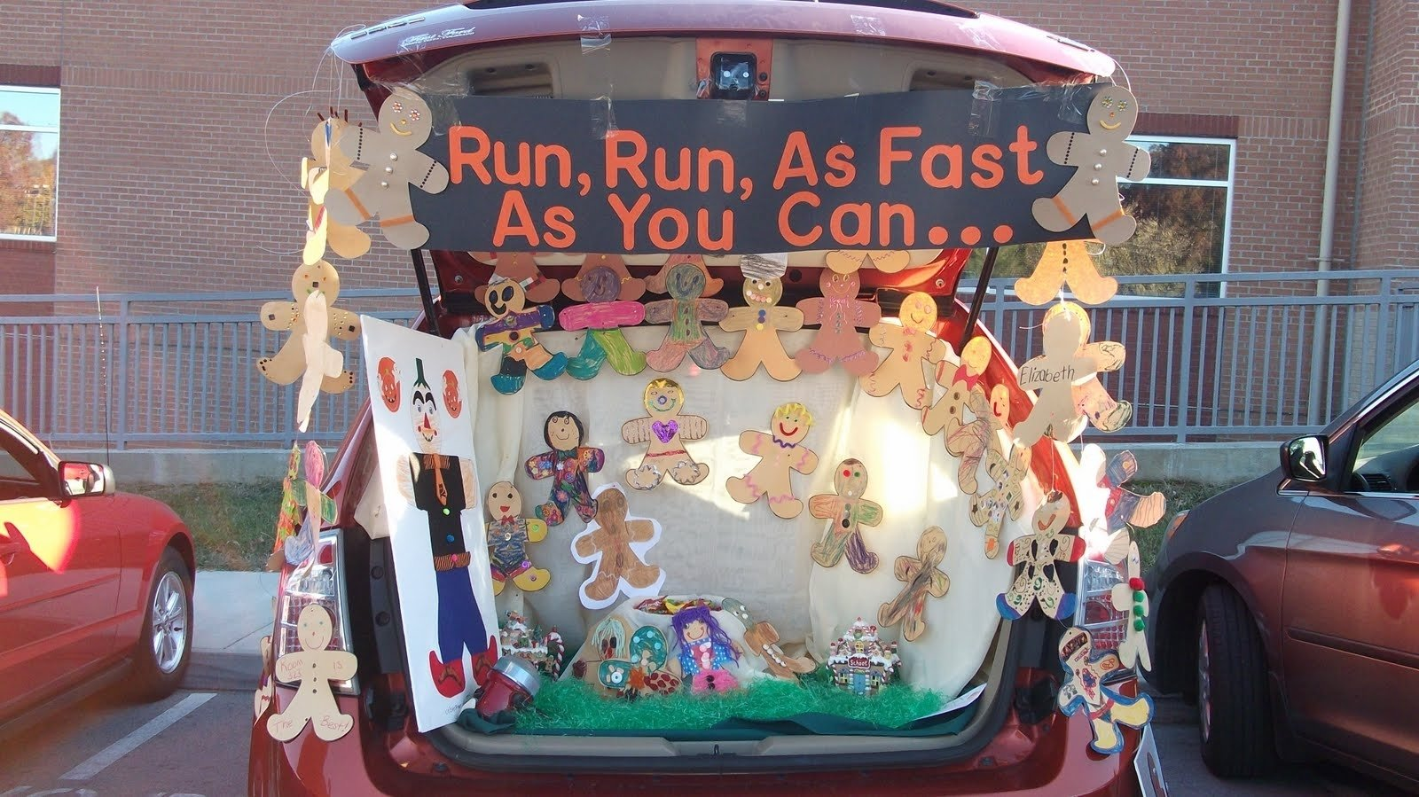 10 Nice Biblical Trunk Or Treat Ideas home interior elephant picture 1