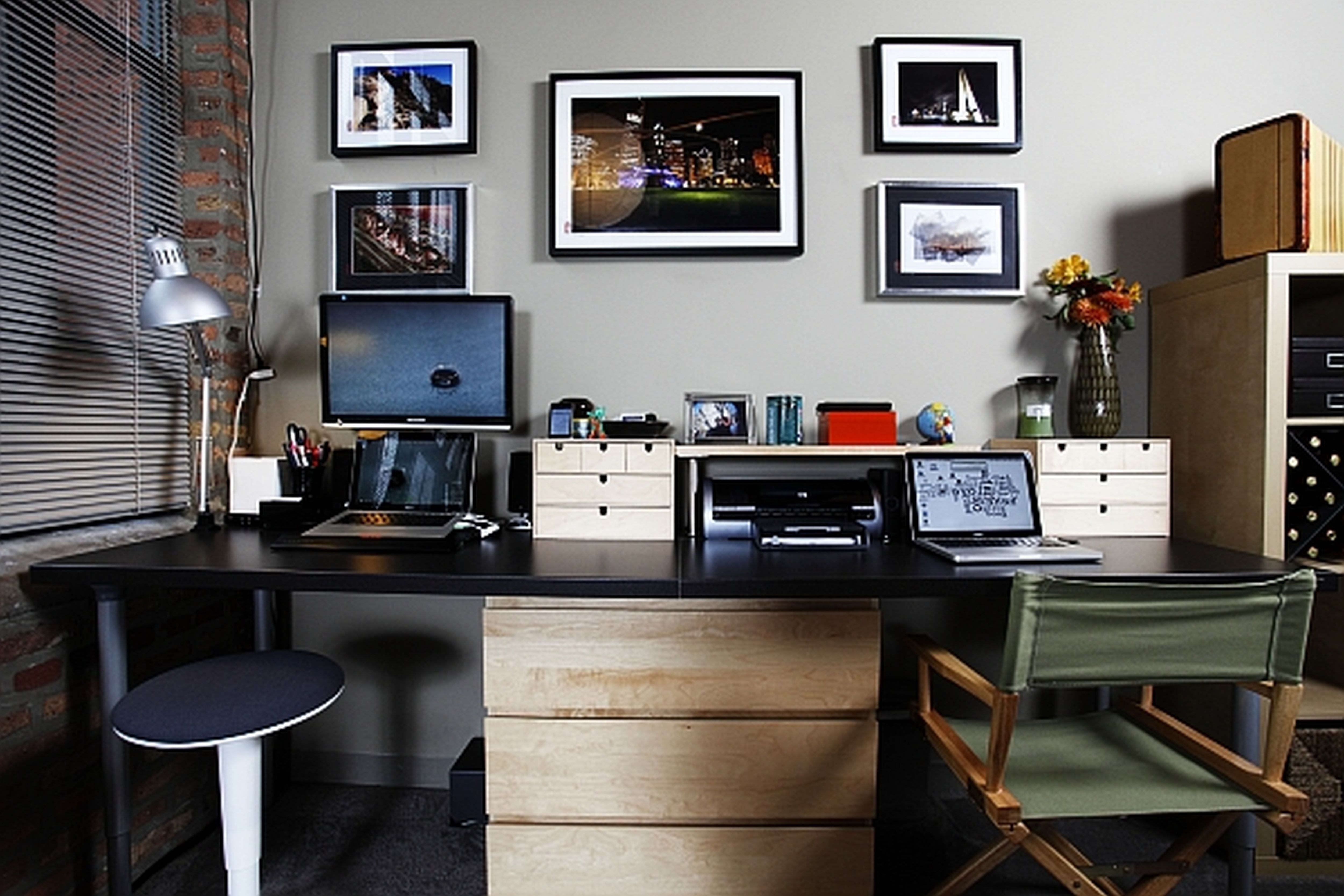 10 Most Popular Work From Home Ideas 2013 home office furniture chairs space decoration work from ideas 2020