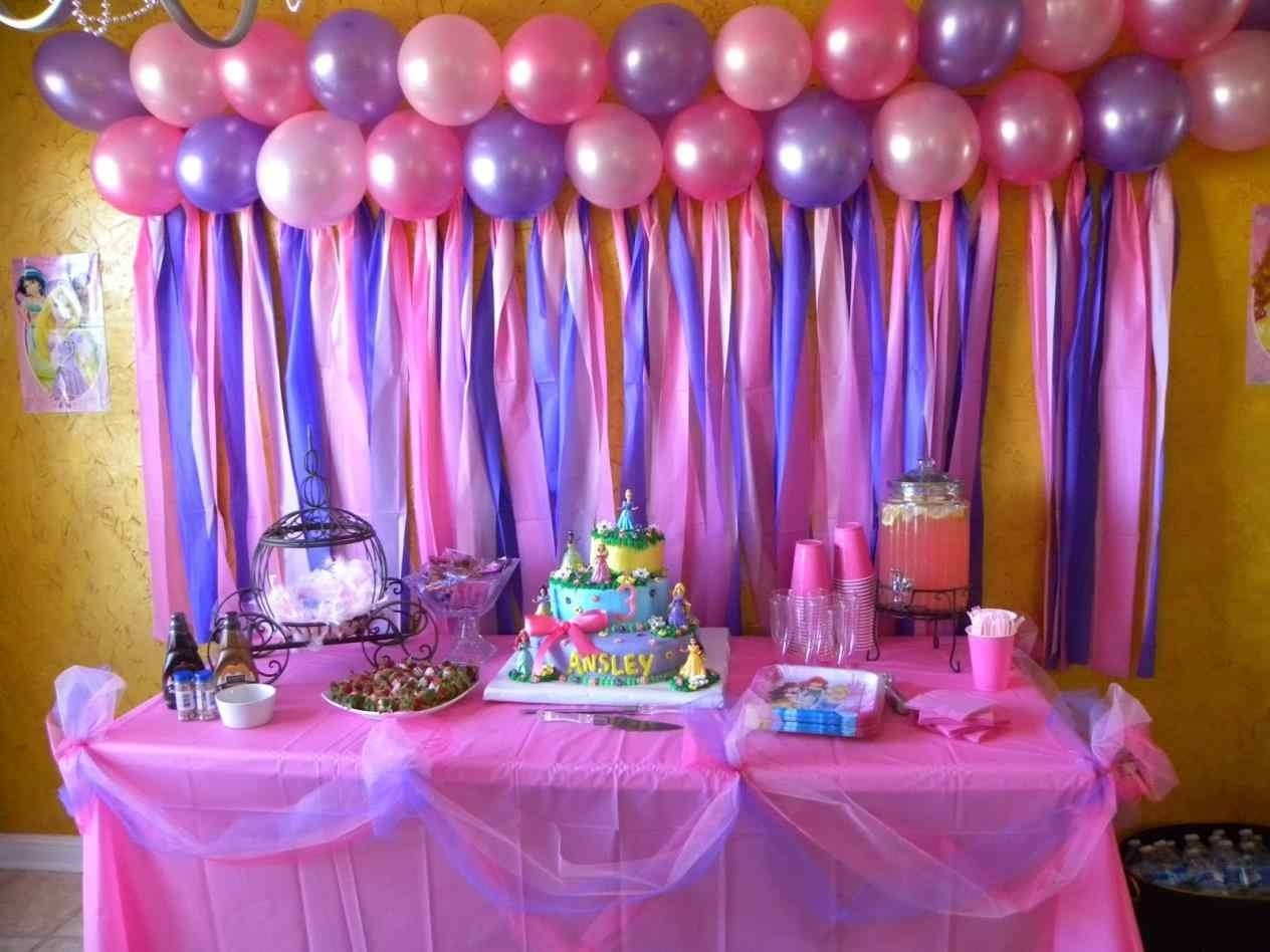 10 fantastic first birthday party decoration ideas