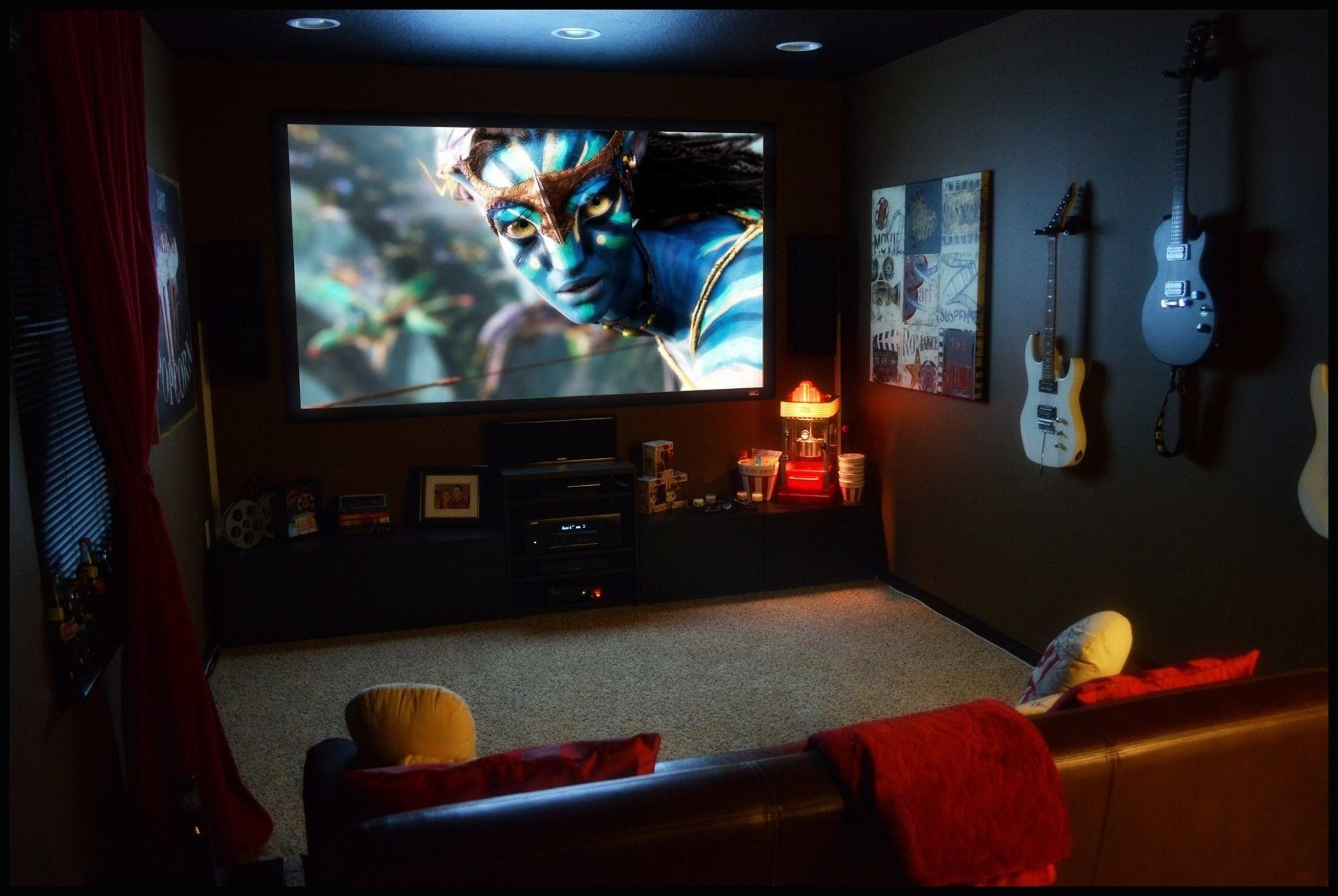 10 Most Popular Home Theater Ideas For Small Rooms home theatre for small rooms laphotos co 2020
