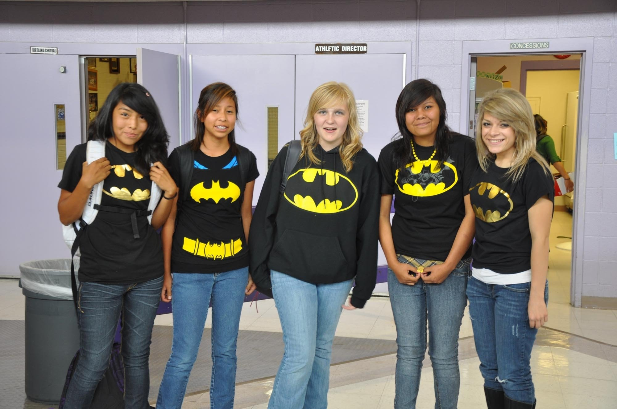10 Cute Superhero Day Ideas At School homecoming 2010 2020
