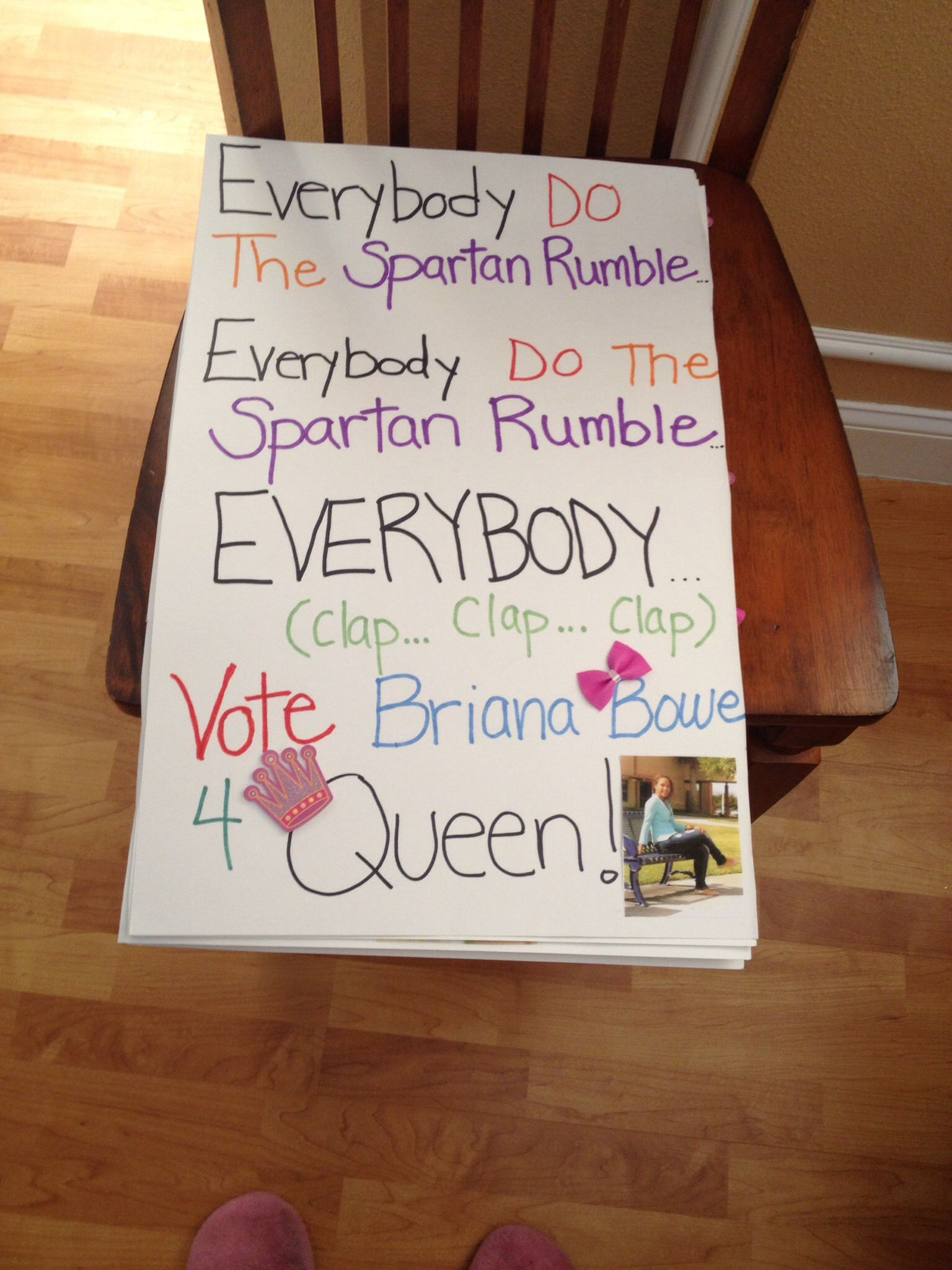 10 Nice Campaign Ideas For Homecoming Queen homecoming campaign poster ideas homecoming poster ideas