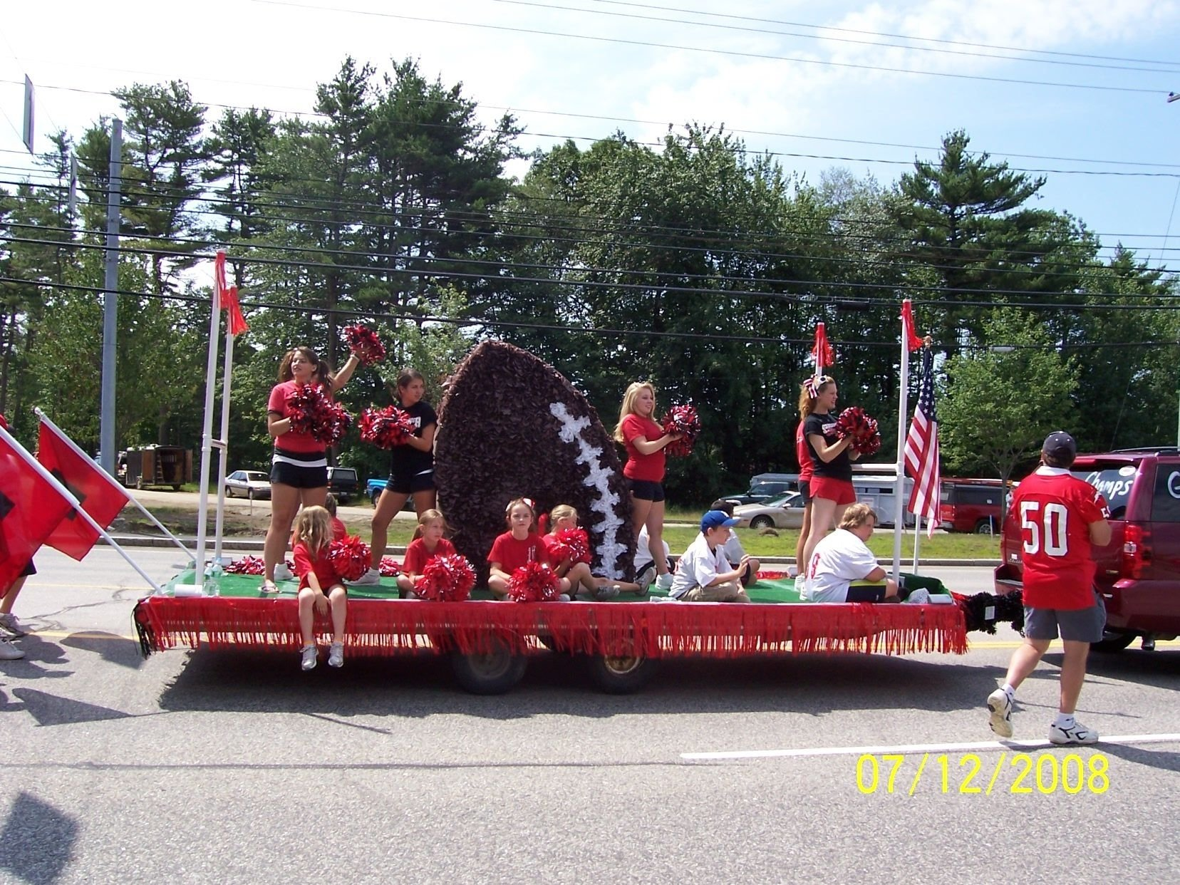 10 Gorgeous High School Homecoming Float Ideas homecoming float ideas wildkat youth cheer organization youth 2021