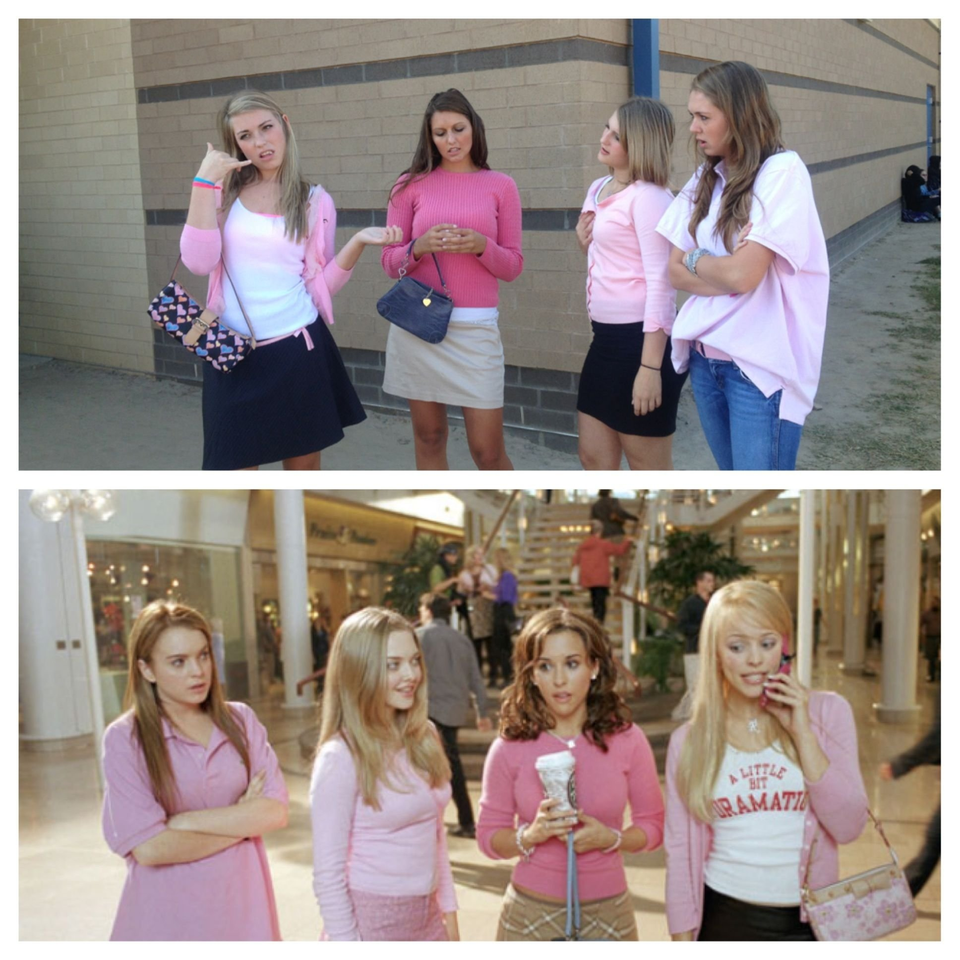 10 Attractive Character Day Ideas For Spirit Week For Girls homecoming spirit week mean girls day on wednesdays we wear 2020