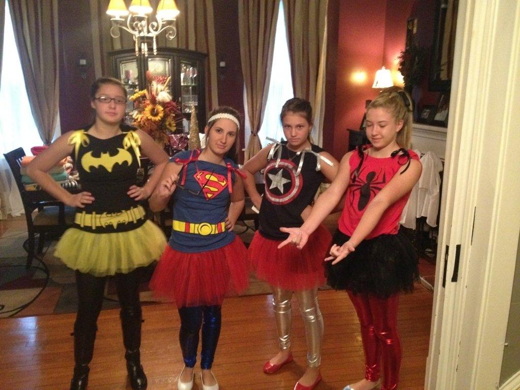 10 Cute Superhero Day Ideas At School homecoming week duo day superheroes captain america spiderman 2021