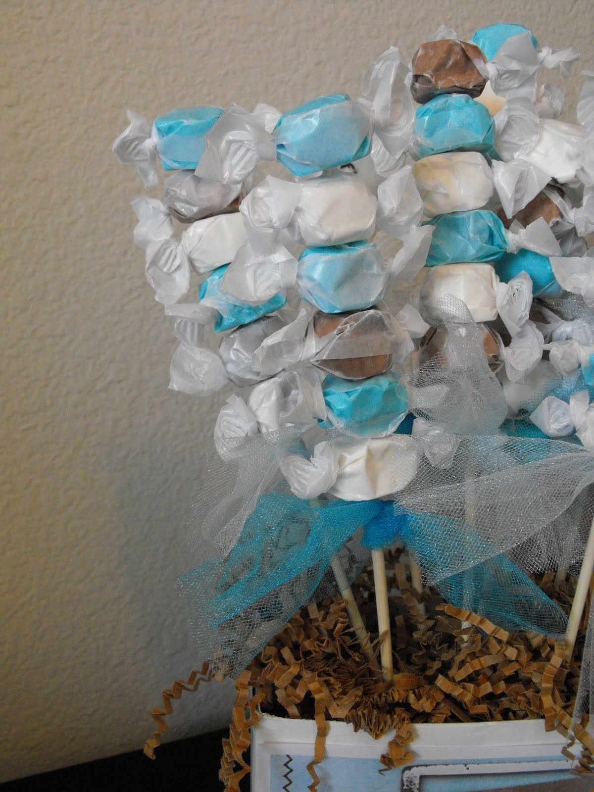 10 Lovable Homemade Baby Shower Party Favors Ideas homemade baby shower centerpieces little of this a little of that 2021