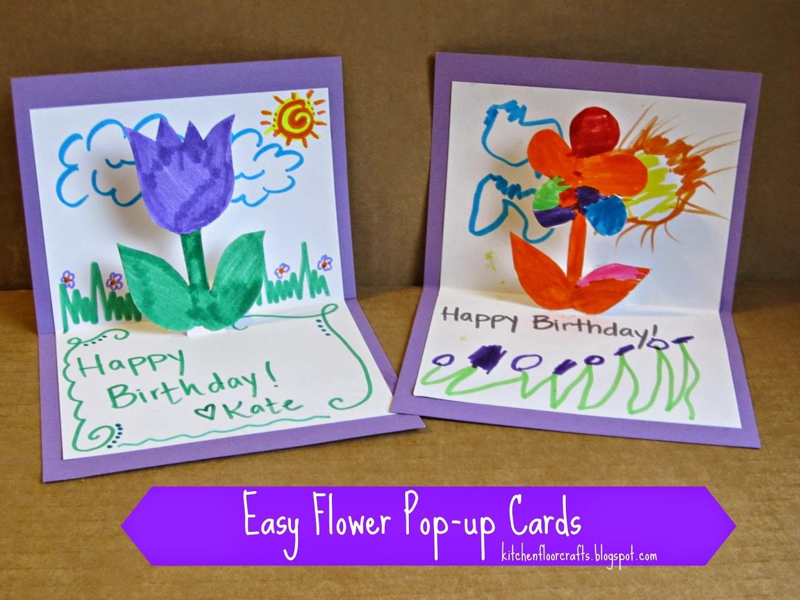 10 gorgeous birthday card ideas for kids 10 gorgeous birthday card ideas for kids homemade birthday cards for kids to create how wee m4hsunfo