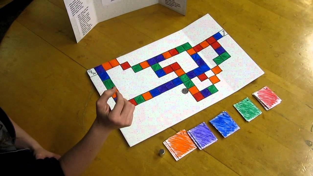 10 Famous Board Game Ideas For School Projects homemade board game youtube 2020