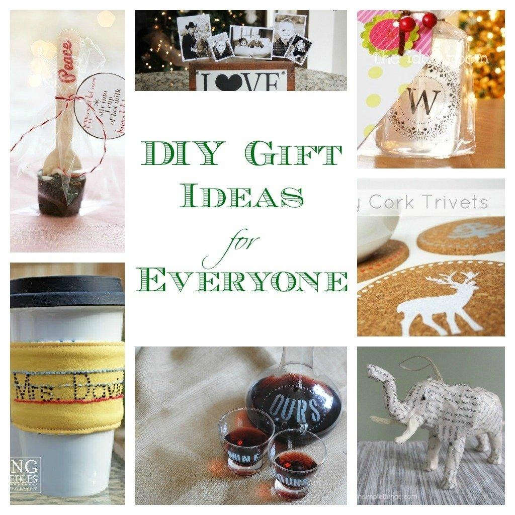 homemade gift ideas | making lemonade