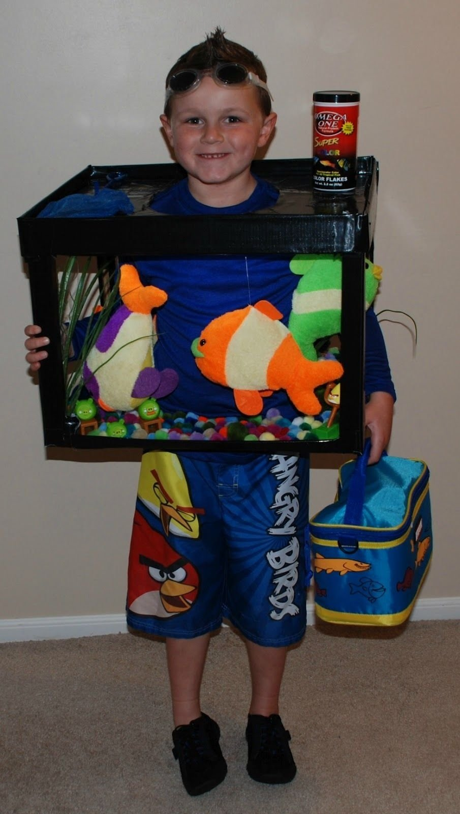 10 Stylish Homemade Costume Ideas For Boys homemade halloween costumes for kids maria was our under the sea 1 2020