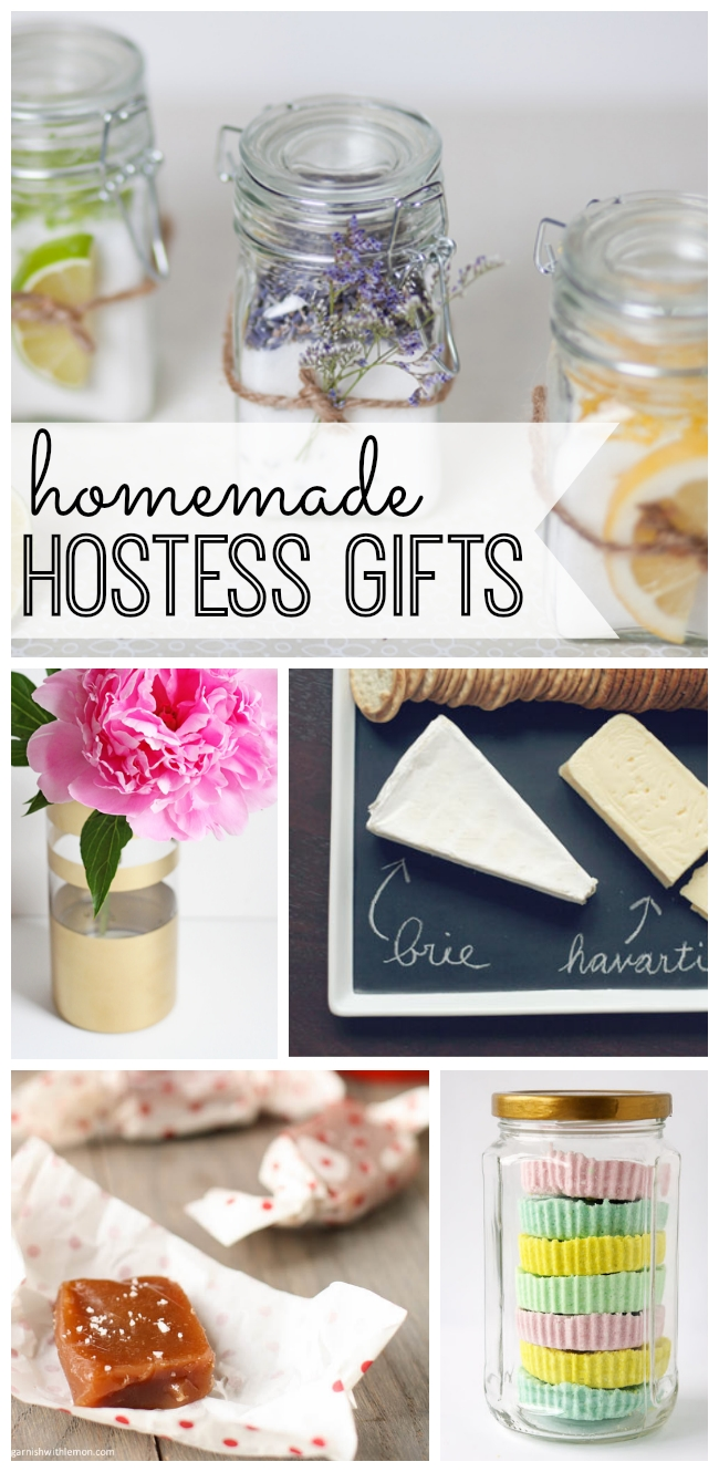 10 Stylish Christmas Party Hostess Gift Ideas homemade hostess gifts my life and kids