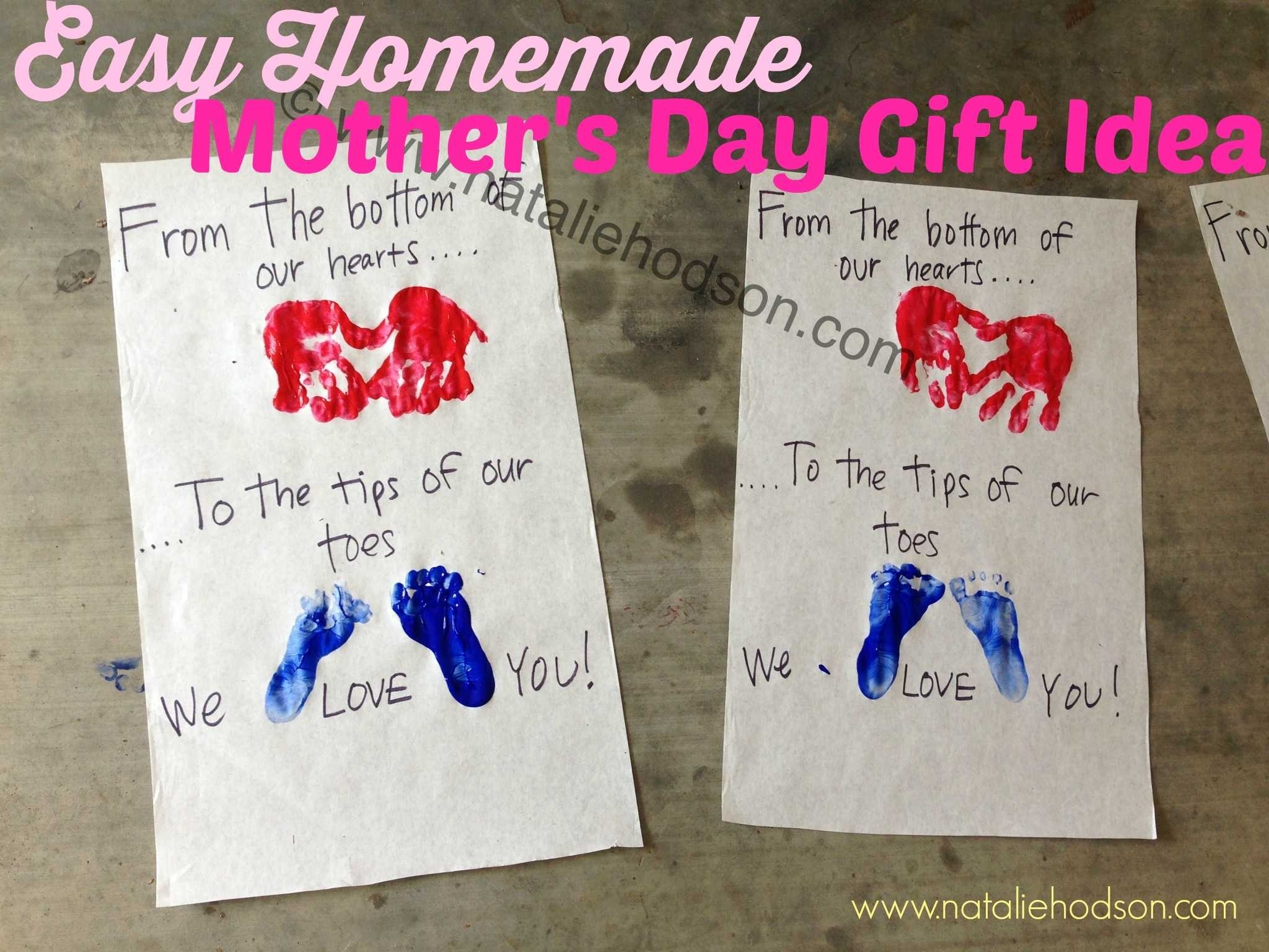 10 Fashionable Homemade Mother Day Gift Ideas %name 2020